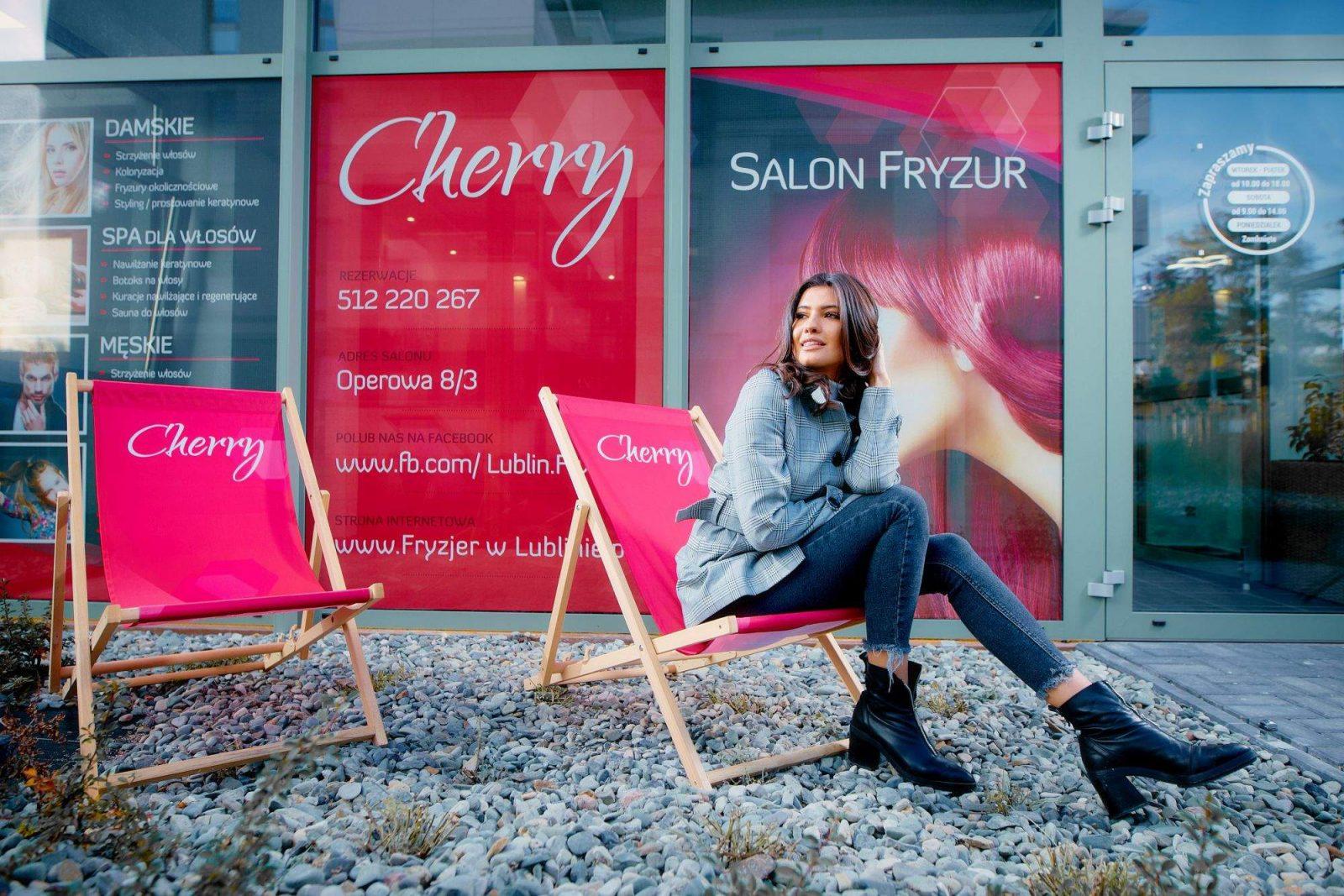 Salon Fryzjerski Cherry Fryzjer W Lublinie Operowa 8